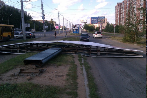 Авария Ижевск