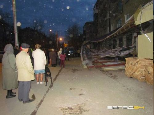 авария Назарово