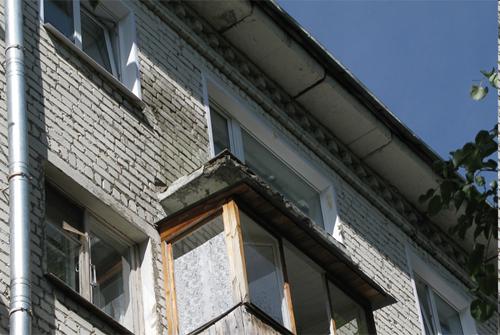 Киров Балкон