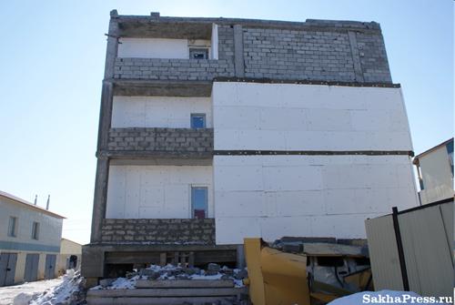 Якутск авария на Жорницкого