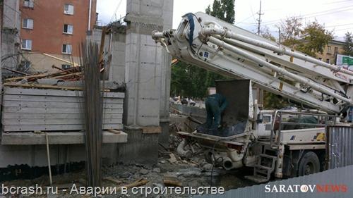 Саратов ТЦ на проспекте Строителей_1