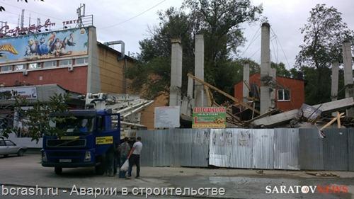 Саратов ТЦ на проспекте Строителей_2