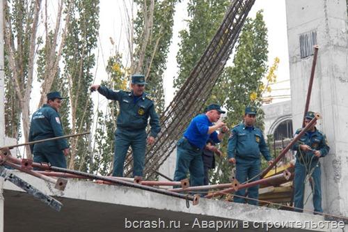 Ереван. Обрушение на Ханджяна 3