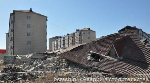 Казахстан Жилой комплекс Бесоба