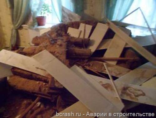 Владимир. Авария на улице Ленина