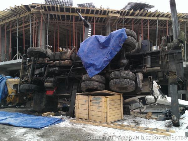 Ижевск. Авария на пер Широком