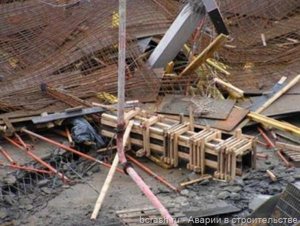 Сумы. Обрушение торгового центра 5