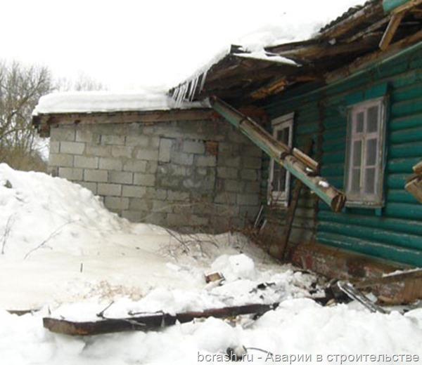 Брянск. Обрушение на Витебской