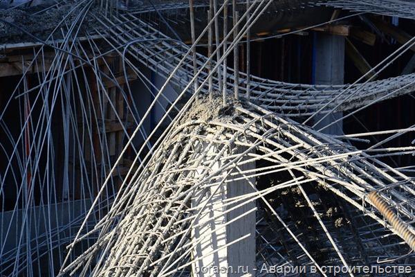 Сочи. Обрушение Торговой Галереи. Фото 8