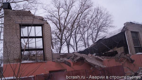 Смоленск. Обрушение спорткомплекса Добрыня. Фото 3