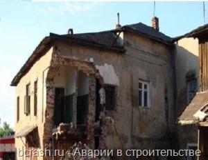 Гаврилово-Посад. Обрушение жилого дома