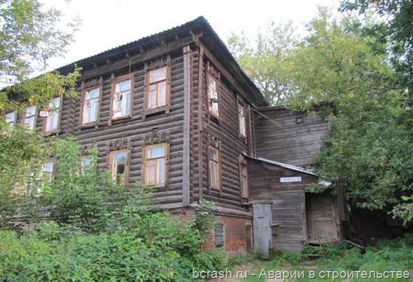 Нижний обругение на Гребешковском